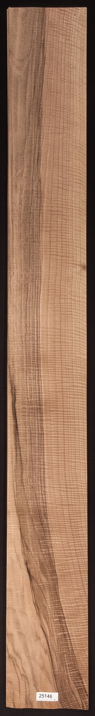 AAA Curly Walnut (European) Veneer Sheet