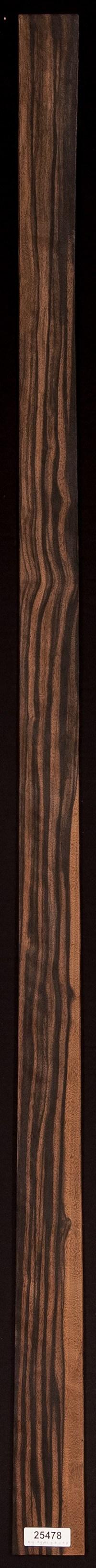 Quartersawn Ebony (Macassar) Veneer Lot