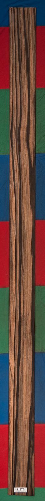 AAA Flat Cut Ebony (Macassar) Veneer Lot