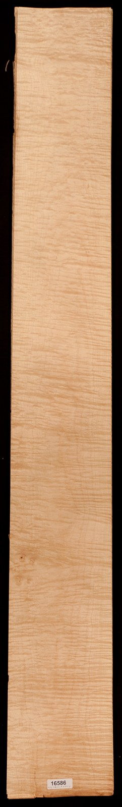 AAA Fiddleback Maple Veneer Sheet
