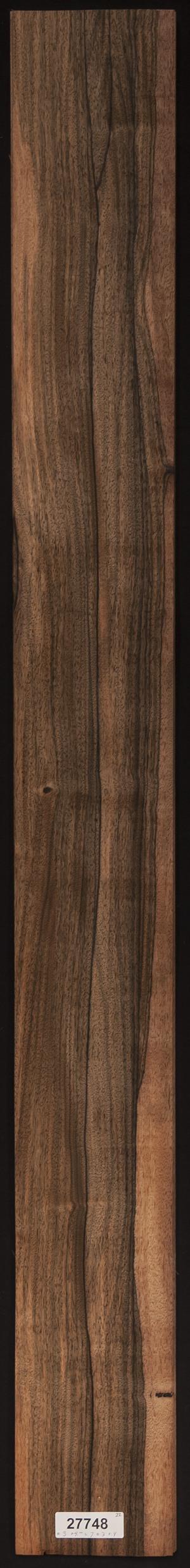 Flat Cut Ebony (Macassar) Veneer Lot