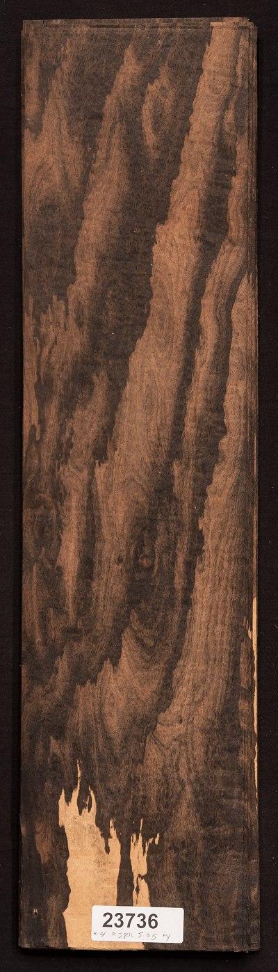 Flat Cut Ziricote Veneer Lot