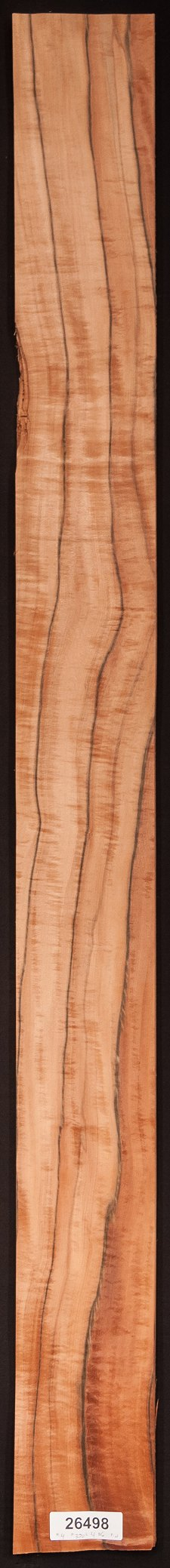 Figured Tineo Veneer Lot