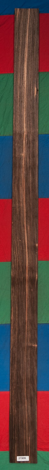 AAA Quartersawn Ebony (Macassar) Veneer Lot