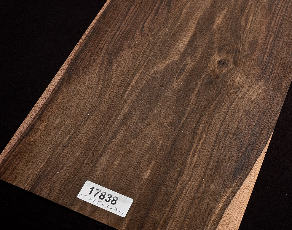 Ebony Wood Veneer Sheets