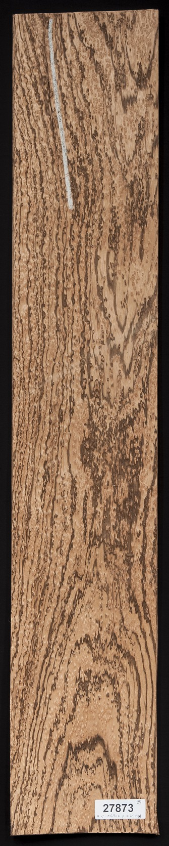 AAA Birds Eye Zebrawood Veneer Sheet
