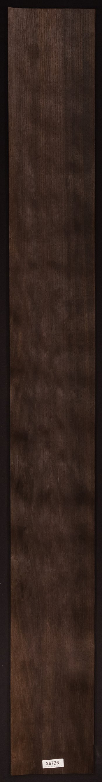 Quartersawn Fumed Oak (White) Veneer Sheet