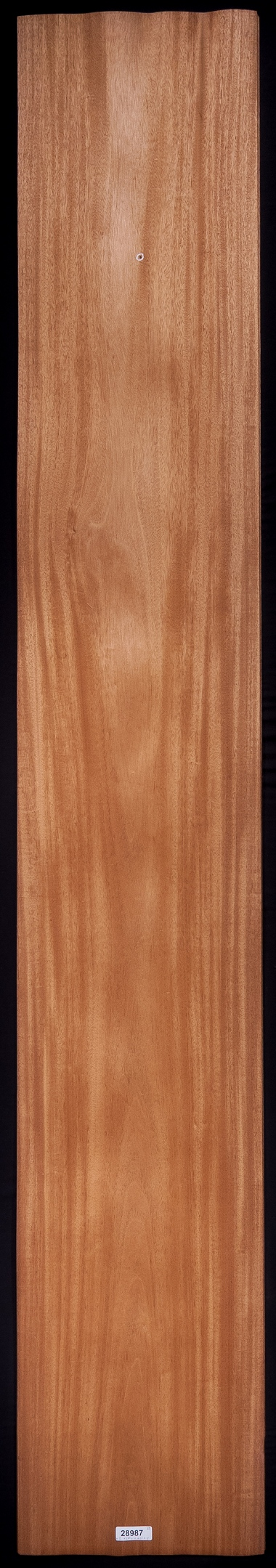 AAA Flat Cut Genuine Mahogany Veneer Sheet