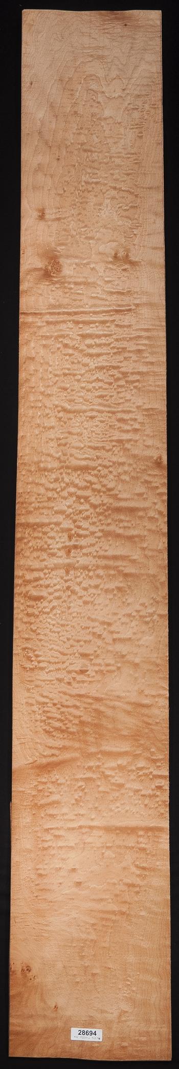 Quilted Maple Veneer Sheet