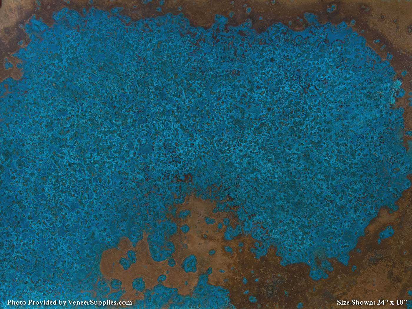 Azul Copper Veneer