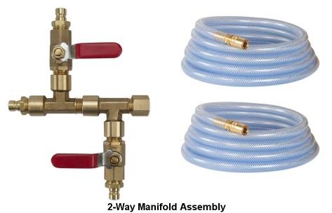 2 Way Manifold Kit