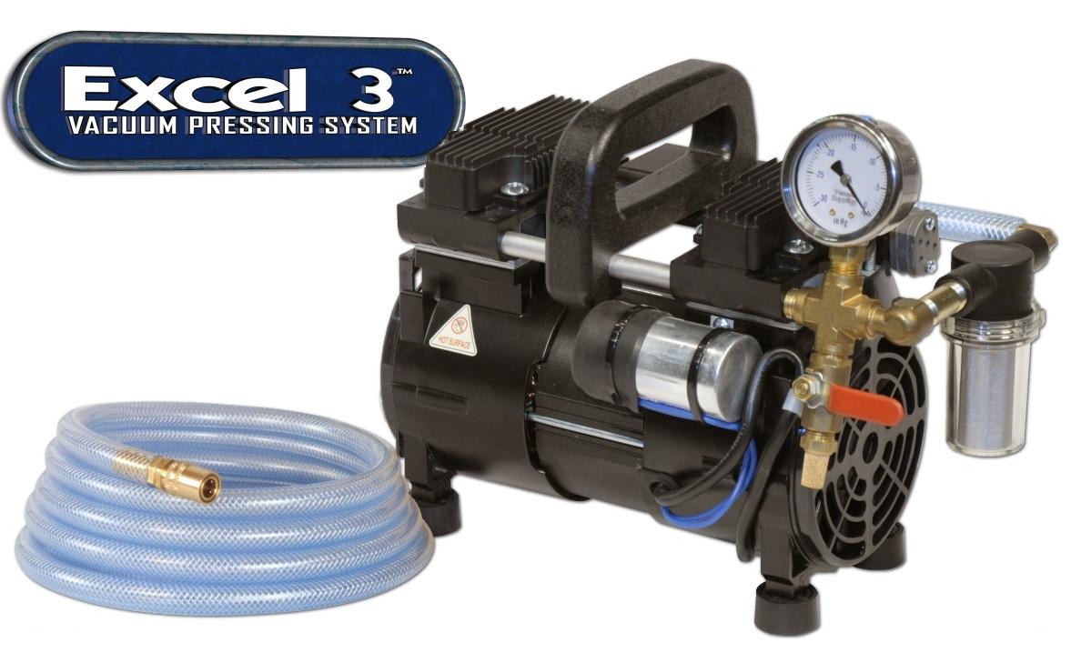 Excel 3™ Vacuum Press Kit