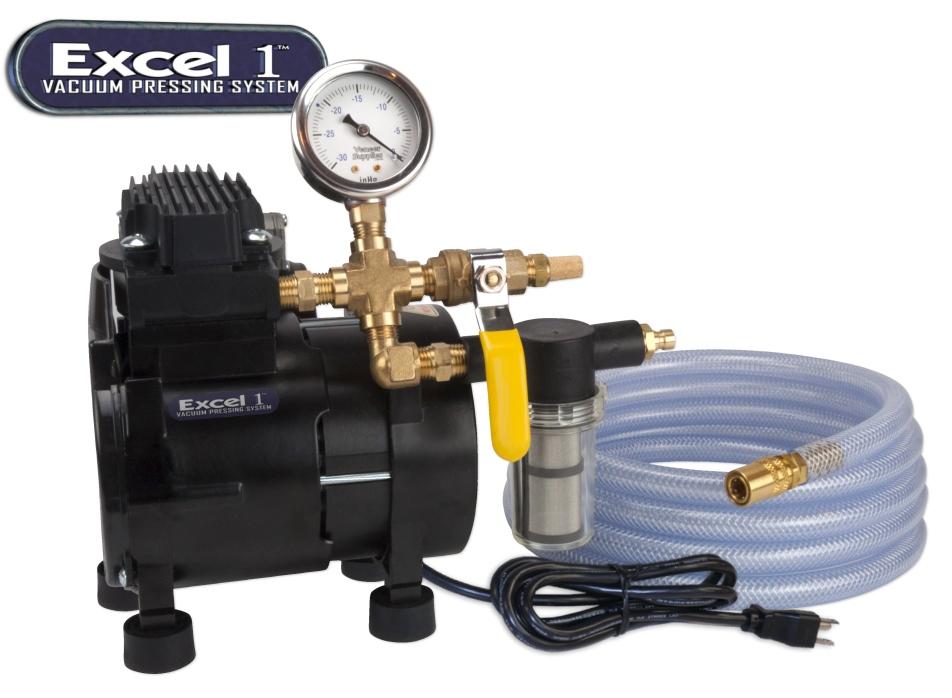 Excel 1™ Vacuum Press Kit