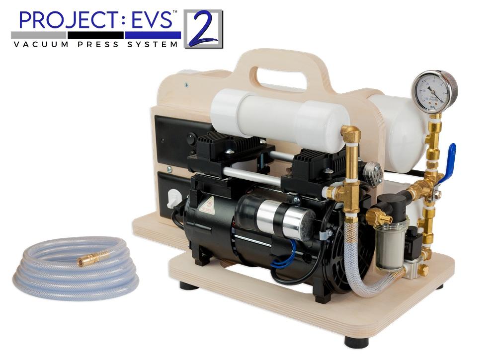 Project: EVS-2™ Vacuum Press Kit