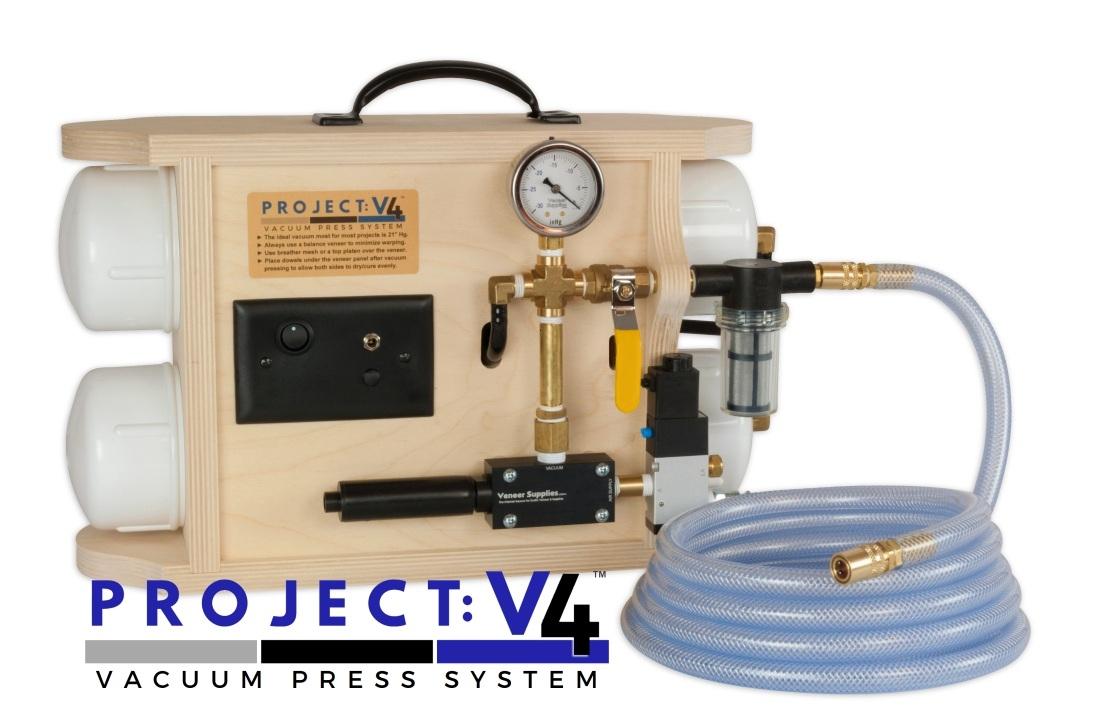 Project: V4™ Vacuum Press Kit