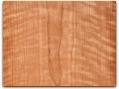 Figured Cherry Wood Veneer