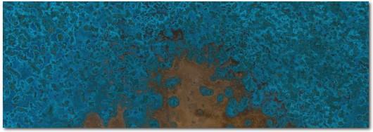 Azul Copper Patina Veneer Sheet