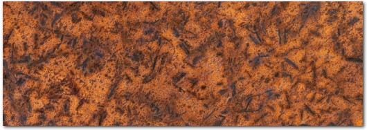 Distressed (Medium) Copper Patina Veneer Sheet