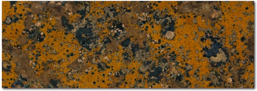 Leopard Copper Patina Veneer Sheet