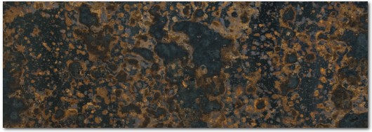 Mottled Copper Patina Veneer Sheet