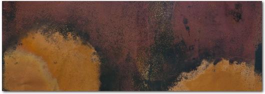 Rojo Negro Copper Patina Veneer Sheet