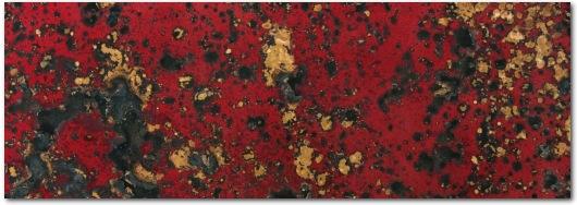 Wild Fire Copper Patina Veneer Sheet