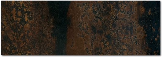Zebra Copper Patina Veneer Sheet