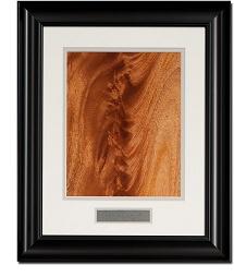Mahogany Veneer Frame