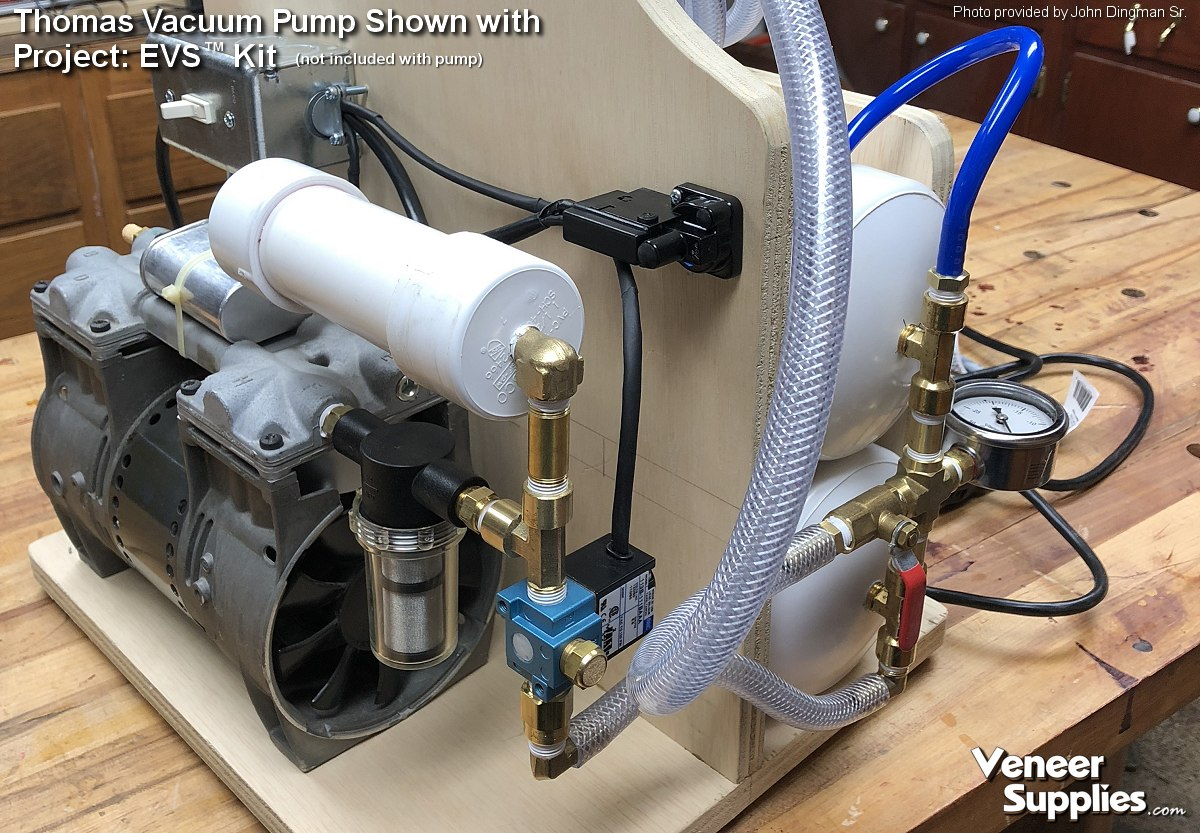 Thomas Pump with Project: EVS Kit