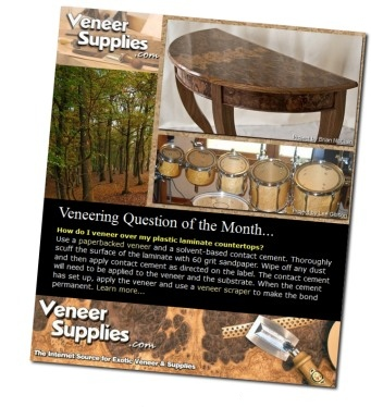 Veneer Supplies Newsletter