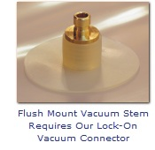 Flush-Mount Valve Stem