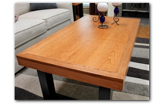 Table with Paper-Backed Veneer
