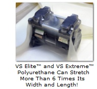 Vacuum Pump Inside a Vacuum Bag