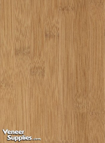 Paper-Backed Bamboo Veneer Caramel Color 4' x 8