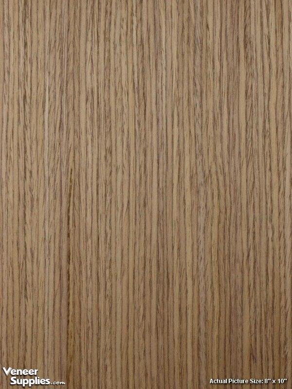 Paper Backed Walnut Veneer Quartersawn Reconstituted 8 X