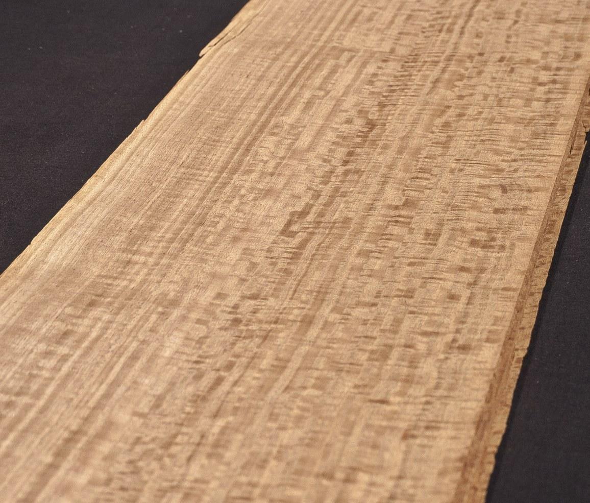 "AAA Mottled Eucalyptus Veneer Sheet 10"" X 64"