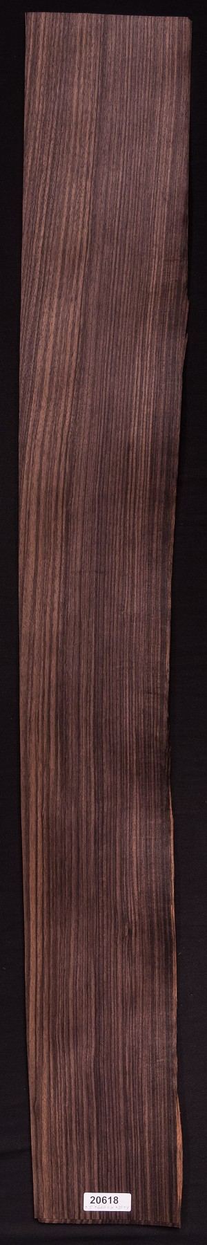 AAA Quartersawn Rosewood (E. Indian) Veneer Sheet