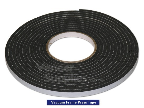 Vacuum Gasket Tape For Frame Presses 3 8 Quot X 1 4 Quot X 39